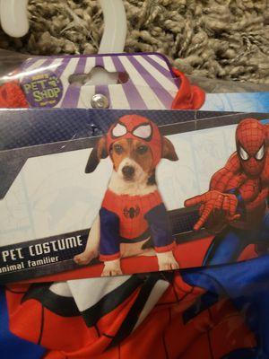 Spiderman Dog Costume for Sale in Phoenix, AZ
