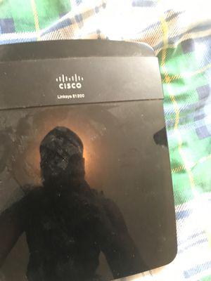 Cisco router for sale for Sale in Alexandria, VA