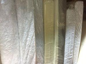 TWIN, FULL, QUEEN, & KING MEMORY FOAM MATTRESS SETS for Sale in Portland, OR