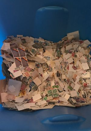 Big Lot of Valuable Stamps for Sale in West Chicago, IL