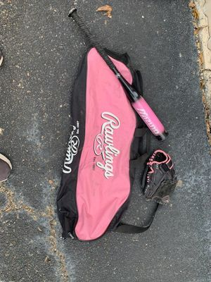 Softball gear for Sale in Fort Worth, TX
