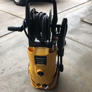 Broken - West force Electric Power Washer. Parts for Sale in Glendale, AZ