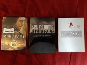 DVD box sets (please read description for prices) for Sale in Brookfield, IL