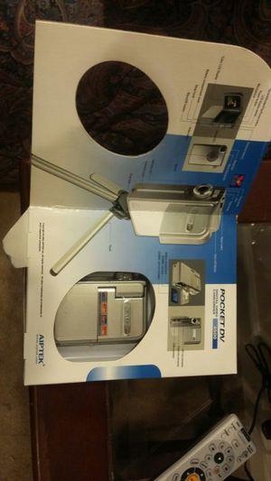 Pocket dv camcorder for Sale in Fairfax, VA