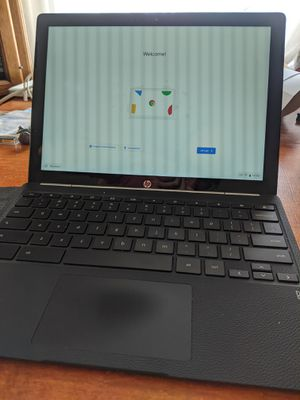 HP x2 chromebook for Sale in Kolin, LA