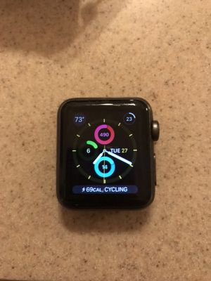 Apple Watch 38mm bundle! Many accessories for Sale in Haines City, FL
