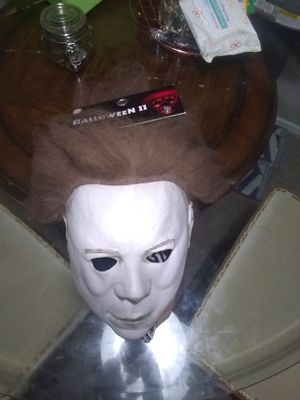 Michael Myer Halloween 2 mask for Sale in Houston, TX