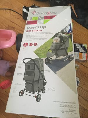 Brand new never opened dog stroller for Sale in Chicago, IL