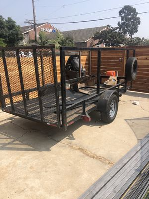 12 foot utility trailer for Sale in San Diego, CA