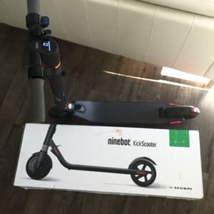 ELECTRIC SCOTTER Segway ES2 for Sale in Baltimore, MD