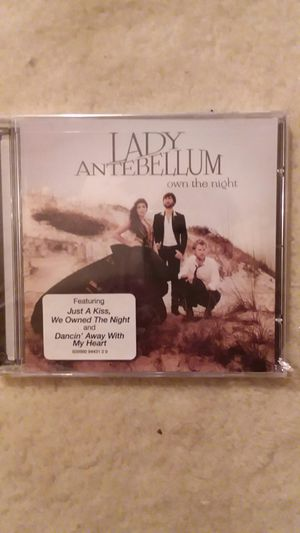 """LADY ANTEBELLUM (2011) """"0WN THE NIGHT"""" NEW SEALED CD for Sale in Deerfield Beach, FL"""