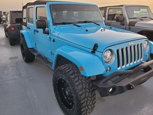 2015 Jeep Wrangler Sahara Only $1200Down for Sale in Tampa, FL