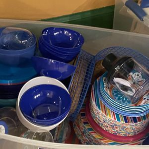 Assorted Bowls And Plates for Sale in Rockville, MD