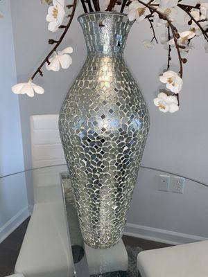 Mirror glass vase from Pier 1 for Sale in Renton, WA