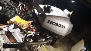 Small outboard honda boat motor runs awesome for Sale in Sultan, WA