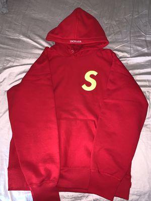 supreme s logo hoodie 2019 for Sale in Miami, FL