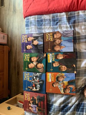 Two and a half men seasons 1-7 for Sale in Worthington, OH
