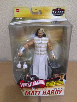 Wwe Woken Matt Hardy Elite Collection Brand New for Sale in Fresno, CA