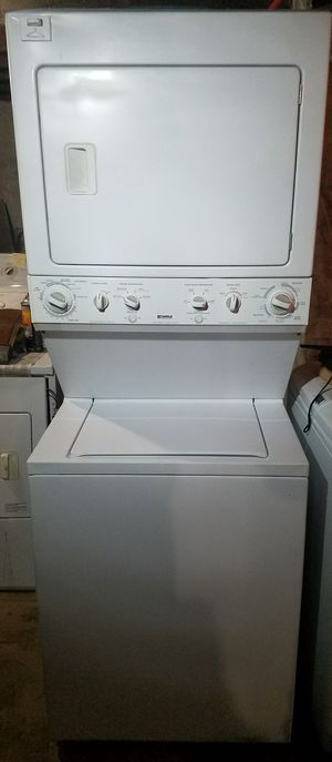 KENMORE STACKABLE WASHER AND DRYER for Sale in Waterbury, CT
