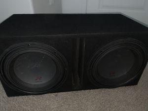 Alpine subwoofer for sale! for Sale in West Valley City, UT