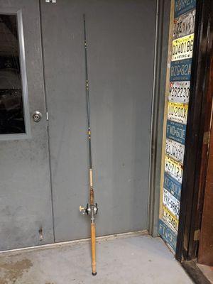 "Vintage 6' 5"" Boat & Bay Fishing Rod & Ocean City #923 Reel for Sale in Hammonton, NJ"