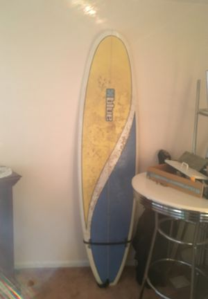 Blue company 7foot 2 surfboard for Sale in Galloway, NJ