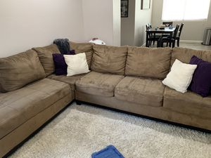Sectional couch for Sale in Waddell, AZ