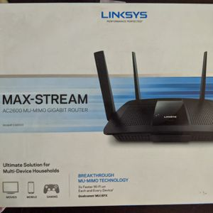 Linksys Max Stream Router for Sale in Gilbert, AZ