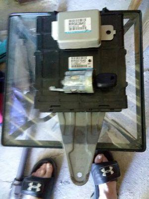 2000 MITSUBISHI Eclipse ECU Computer Immobilizer Key 3.0 V6 for Sale in Newark, OH