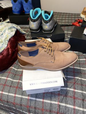Steve Madden dress shoes size 11 for Sale in Kissimmee, FL