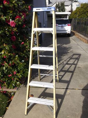 Ladder Good condition $35 for Sale in Stockton, CA