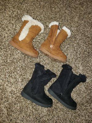 Girl boots 5c for Sale in Farmers Branch, TX