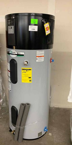 80 gallon AO Smith Water Heater with Warranty 8 for Sale in Farmers Branch, TX