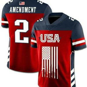 USA 2nd Amendment Football Jersey v2 for Sale in Anaheim, CA