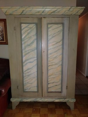 Antique American Hutch/Armoire Shelves for Sale in San Antonio, TX
