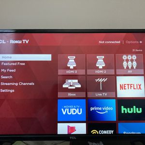 32 Inch Roku Smart Tv for Sale in San Diego, CA