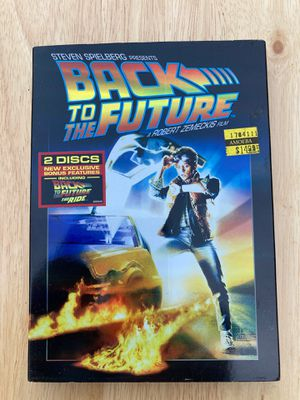 Back to the Future 2 disc DVD set for Sale in Los Angeles, CA