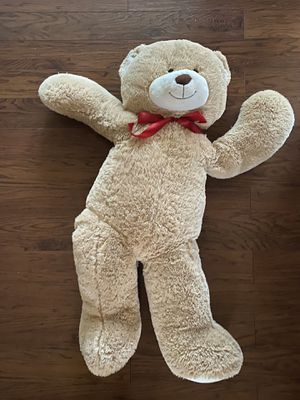 "Jumbo Size Huge Extra Large Teddy Bear 50"" stuffed animal toy for Sale in Cape Coral, FL"