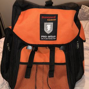 Salisbury Honeywell Tool Work Backpack - Arc Flash Protection for Sale in Queens, NY