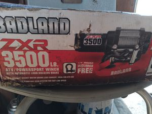Badlands winch for Sale in Hesperia, CA