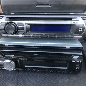 Sony Car Stereo for Sale in San Diego, CA