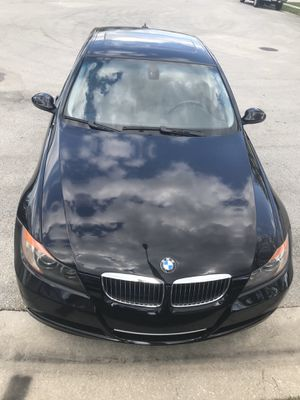 2007 BMW 335i 96k miles Garage kept Ice cool AC In line 6 Twin Turbo Very Clean $7500 obo for Sale in Fort Myers, FL