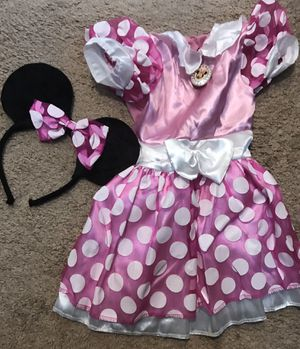 Girl's Minnie Mouse Costume for Sale in FL, US