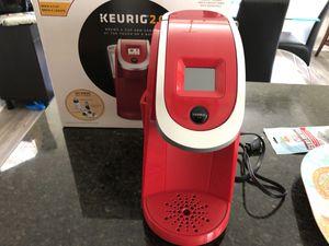 Keurig coffee maker 2.0 for Sale in Manassas, VA