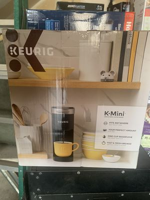 Keurig k mini coffee maker for Sale in Dallas, TX