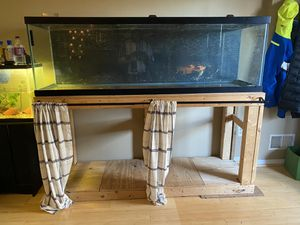 125 Gallon aquarium for Sale in Ashburn, VA