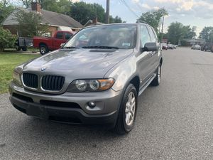 2005 BMW X5 The Ultimate Driving Machine!!! for Sale in Temple Hills, MD