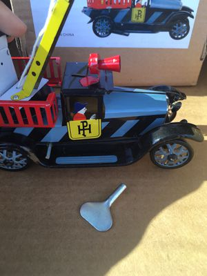 Wind Up Collectible Tin Toy for Sale in Tustin, CA