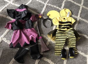 American Girl doll clothes for Sale in Damascus, OR