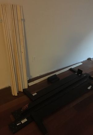 Full bed frame from sleepys for Sale in Boston, MA